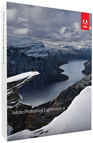 Adobe Photoshop Lightroom (Versión 6 ) - Autoedición, 1 Usuario