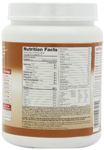 Naturade奈瑞尔减肥营养代餐大豆粉巧克力口味,500g