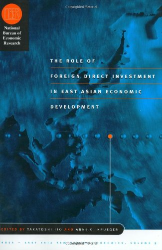 The Role of Foreign Direct Investment in East Asian Economic Development (National Bureau of Economic Research East Asia Seminar on Economics)