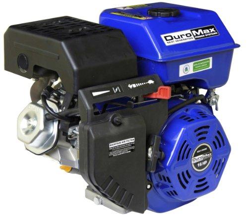 Duromax 16 Hp Go Kart Log Splitter Gas Power Engine Motor - Xp16Hp Recoil Start