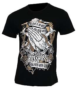 The Bosshoss - T-Shirt PRAY Gr. XL - Bandshirt