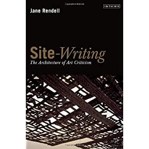 site writing  the architecture