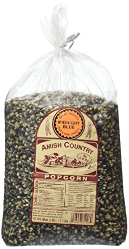 Amish Country Midnight Blue Popcorn 6 lb.