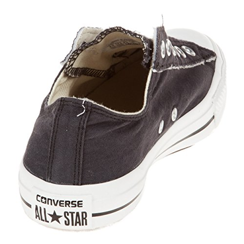 pictures of Converse Chuck Taylor Slip On Shoes in Black (IT366), Size: 6.5 D(M) US Mens / 8.5 B(M) US Womens, Color: Black