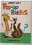Bennett Cerfs Pop-Up Riddle Book
