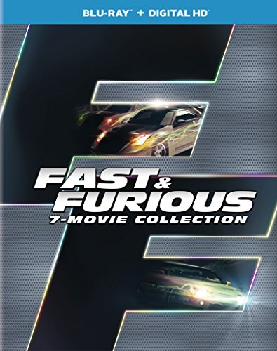Fast & Furious 7-Movie Collection [USA] [Blu-ray]