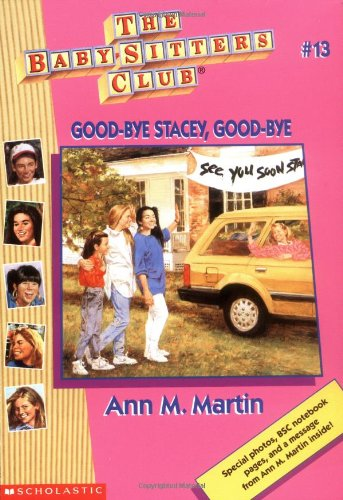 Good-Bye Stacey, Good-Bye (Baby-Sitters Club (Quality)) back-1075388