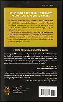 did muhammad exist pdf free download