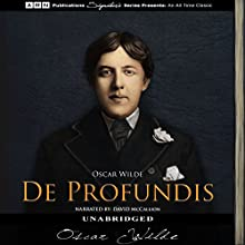 De Profundis Audiobook by Oscar Wilde Narrated by David McCallion