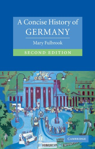 A Concise History of Germany (Cambridge Concise Histories) , Second Edition