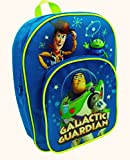 Disney Toy Story - Woody and Gang Toddler Backpack with Front Pocket / Rucksack School Bag Blue
