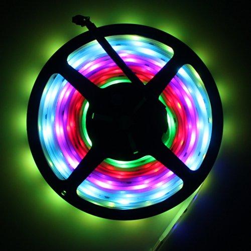 5m/16.4ft Lpd6803 RGB LED Strip, Individually