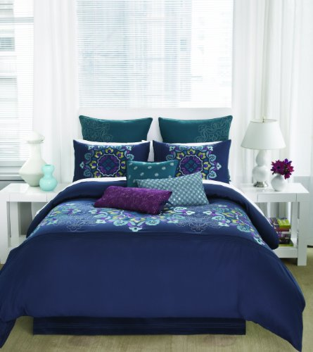 Modern Living Bianca Comforter Set, Twin front-1014265