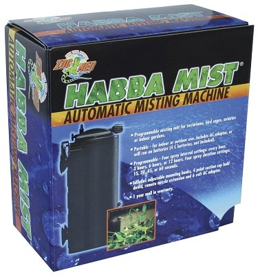 Zoo Med Habba Mist Auto Mister (Automatic Mister Terrarium compare prices)