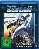 Image de BluRay Detektiv Conan - Das verlorene Schiff im Himmel [Blu-ray] [Import allemand]