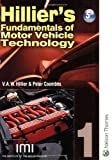 V A W Hillier Hilliers Fundamentals of Motor Vehicle Technology 5th Edition Book 1: Bk. 1