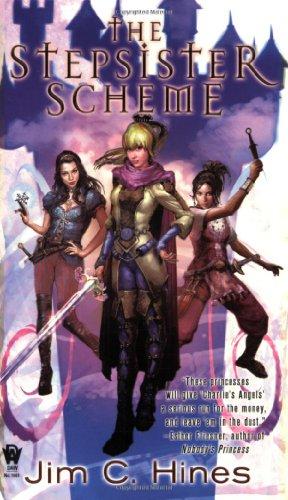 Image of The Stepsister Scheme (Princess Novels)