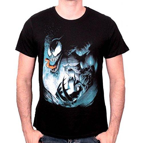 Marvel Venom - Angry T-Shirt nero XXL