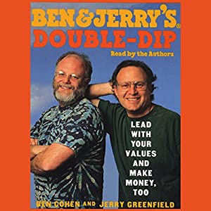 Ben & Jerry's Double-Dip Capitalism Audiobook