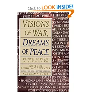 Visions of War, Dreams of Peace Lynda VanDevanter and Joan Furey