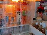 冷蔵庫 エコカーテン 【節電対策】 シンプル仕様 クールカーテン 冷気カーテン 保冷カーテン