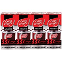 Good Knight Activ+ 60 N Liquid Refill (Pack Of 4, Red)