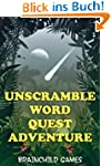 Unscramble Word Quest Adventure