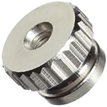 Nickel Plated Brass Thumb Nut