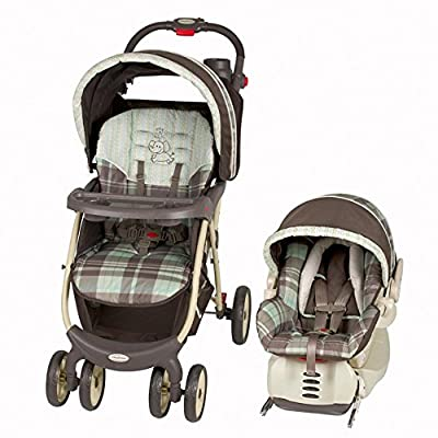 Baby Trend Envy5 Travel System - Jungle Safari by Baby Trend Inc that we recomend personally.
