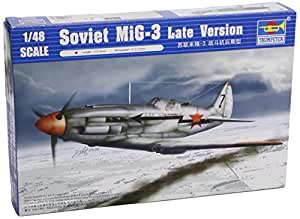Trumpeter MiG3