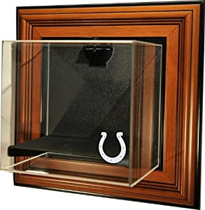 NFL Indianapolis Colts Mini-Helmet Case-Up Display Case with Museum Quality UV... by Caseworks