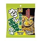 マルちゃん 炒飯の素 からし高菜風味 21.6g×12個