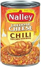 Nalley Cheese Chili Pack of 3