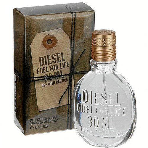 Diesel Fuel for Life Eau de Toilette, Uomo, 30 ml