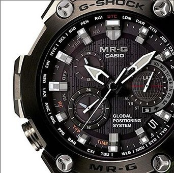 カシオ G-shock Gps Hybrid Radio Solar Mens Analog Watch Mrg-g1000d-1adr 男性 メンズ 腕時計 【並行輸入品】