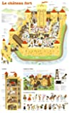 CHATEAUX FORTS - POSTER EDUCATIF