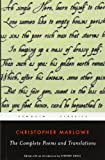 The Complete Poems and Translations (Penguin Classics) (0143104950) by Marlowe, Christopher