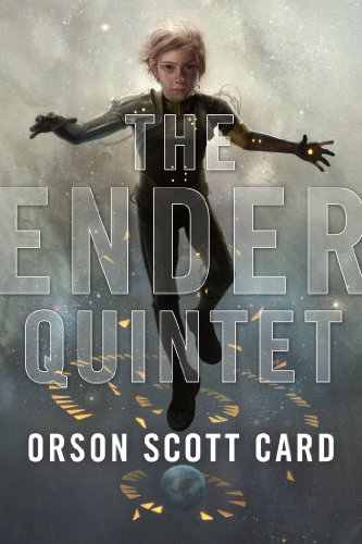 The Ender Quintet cover