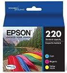 Epson T220520 DURABrite Ultra Color C...
