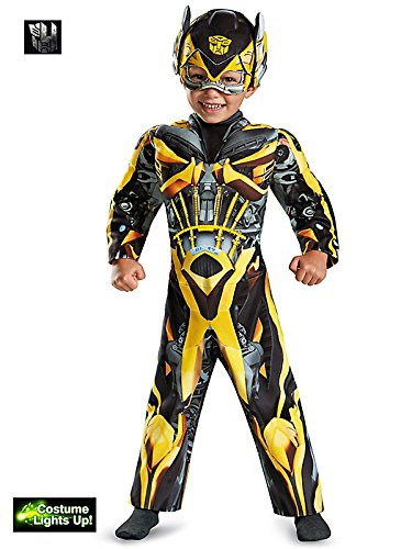 Little Boys' Transformers 4 Light Up Bumble Bee Costume