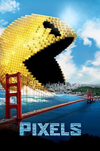 Pixels (DVD + UltraViolet) Review