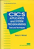 img - for CICS Application and System Programming: Tools and Techniques book / textbook / text book