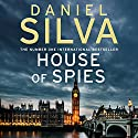 House of Spies Audiobook by Daniel Silva Narrated by George Guidall