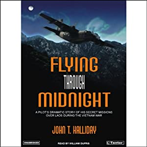 Flying Through Midnight | [John T. Halliday]