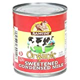 Santini Organic Sweetened Condensed Milk, 14-Ounce Can (Pack of 6)