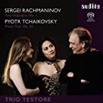 Rachmaninov: Trio Elegiaque No.1 / Tc...