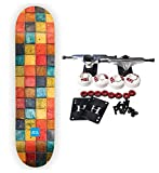CHOCOLATE Skateboard Complete HAND CARVE ANDERSON 8.125