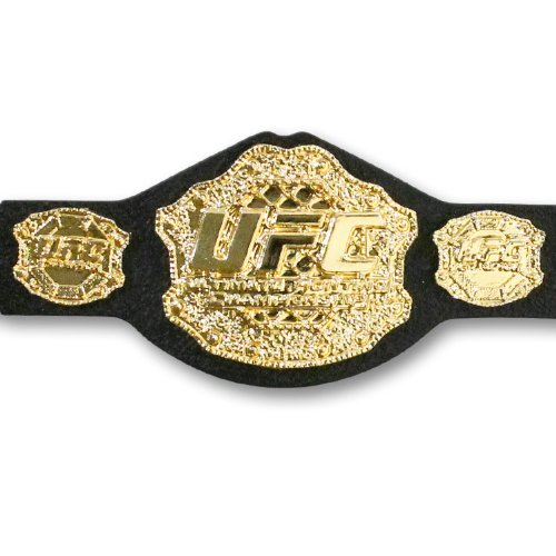 UFC Heavyweight Championship Action Figure Belt by Jakks (Belts For Figures compare prices)