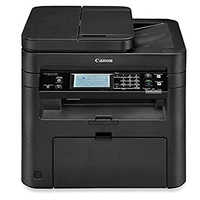 Canon Office Products MF229DW Wireless Monochrome Printer with Scanner, Copier and Fax