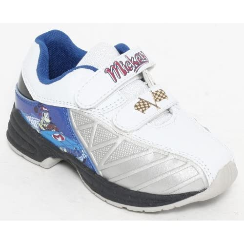 Süße Kinder Sneaker DISNEY Mickey Mouse Gr. 24 29 Schuhe